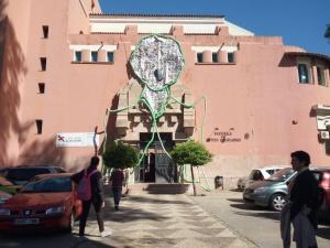 El Patrimonio De La Exposicion Del 29 En La Avenida De La Palmera